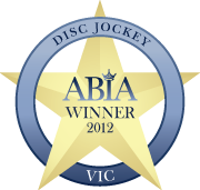 ABIA Winner – Disc Jockey 2012