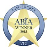 ABIA Winner 2015 – Disc Jockey