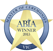 ABIA Winner – Master Of Ceremonies 2015